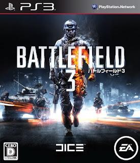 [PS3] BATTLE FIELD 3 [バトルフィールド 3] (JPN) ISO Download