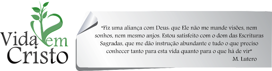 Vida em Cristo