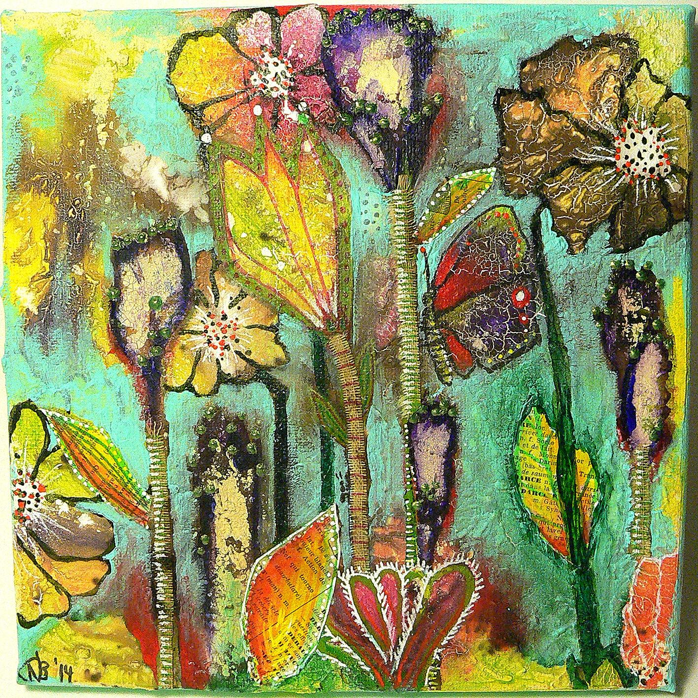 http://www.decoart.com/mixedmediablog/project/216/flowery_meadow_canvas
