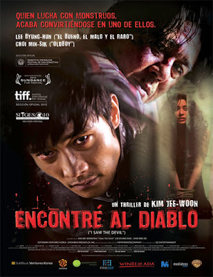 Ver pelicula Akmareul boattda (I Saw The Devil) (2011) gratis
