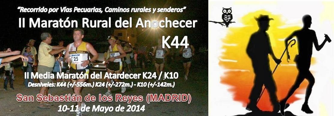 Maratón del Anochecer