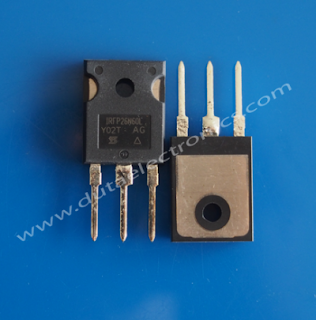 Power Mosfet IRFP26N60LPBF (TO-247AC)