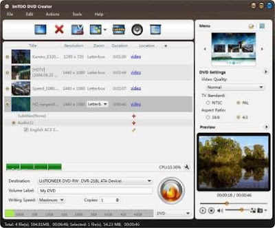 Imtoo Dvd Creator 7 Full Masterkreatif