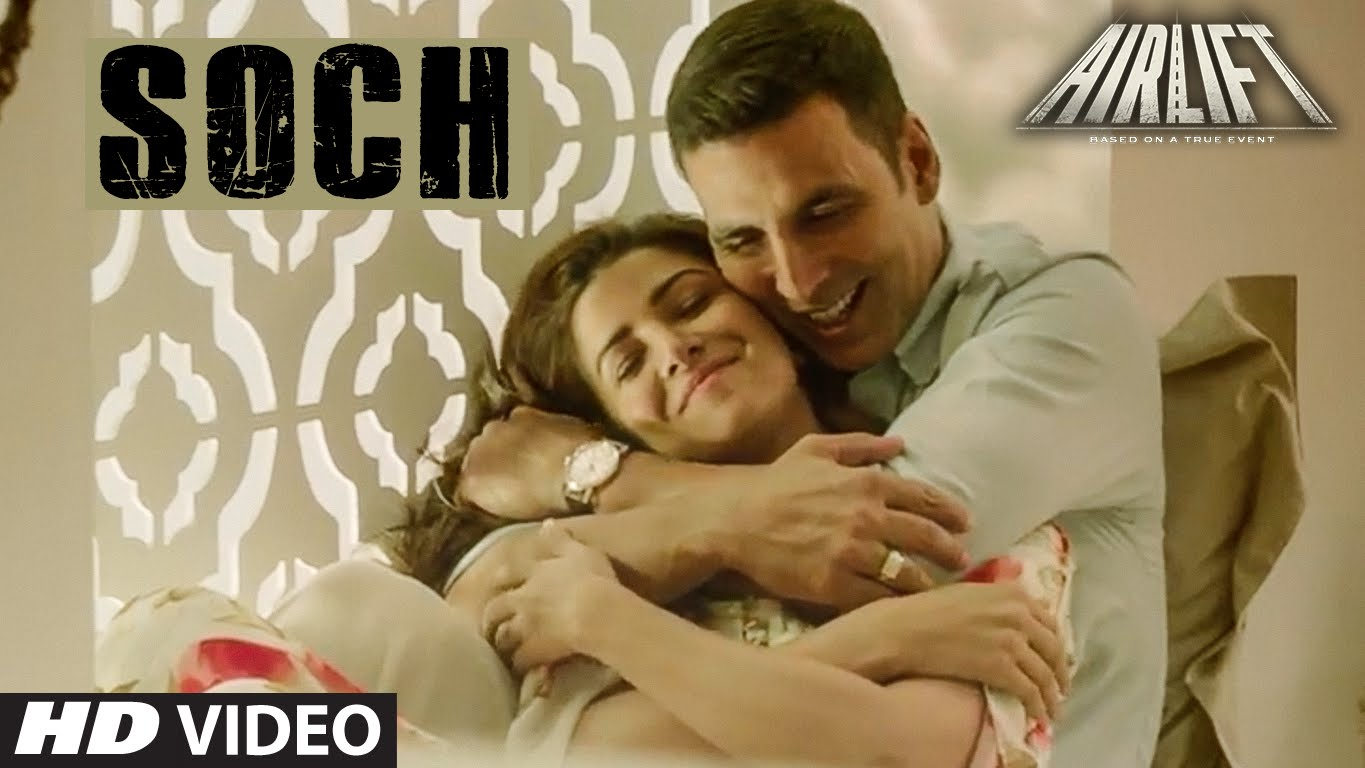 Mp3 & Video Songs Download: Soch Na Sake Airlift (Arijit