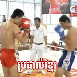[ CTN TV ] Khon Reach vs Vorn Savy 05-Mar-2014 - TV Show, CTN Show, CTN Boxing