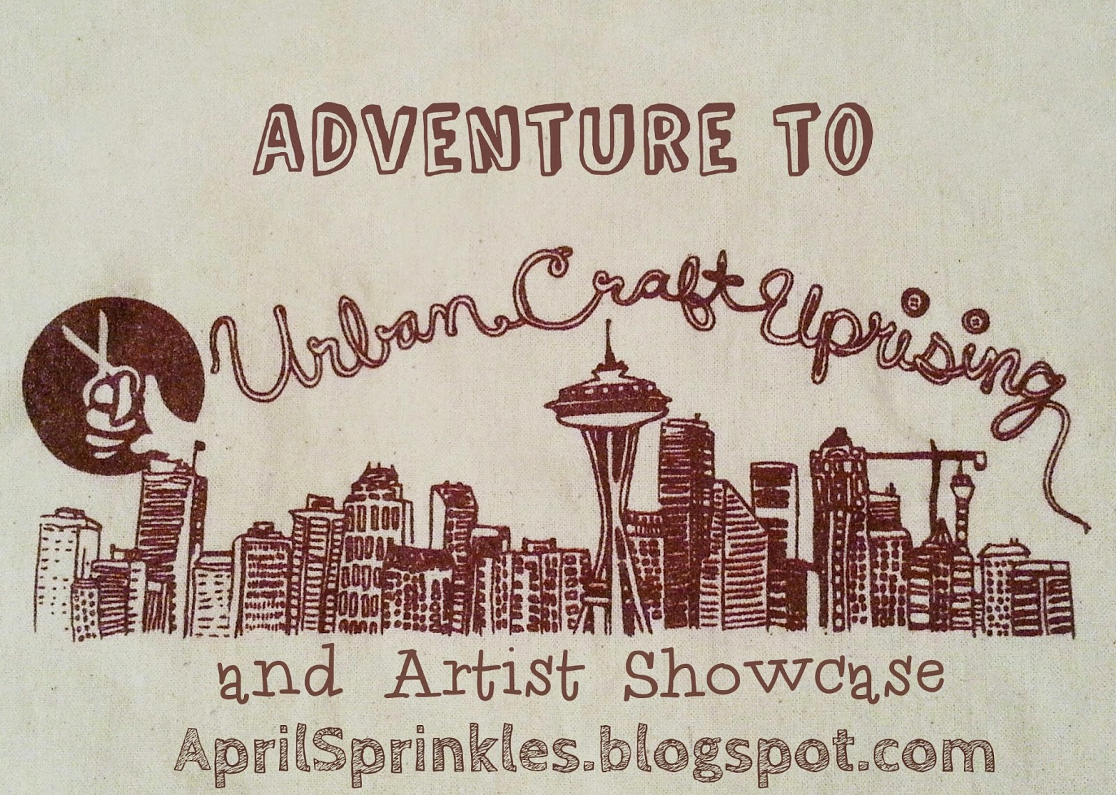 Seattle Urban Craft Uprising Artist Showcase by April Sprinkles