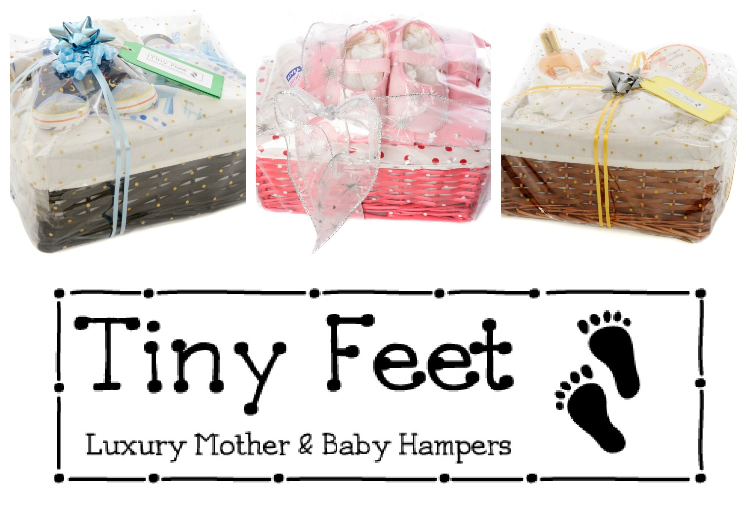 Mother And Baby Gift Hamper : Tiny feet hampers needing some inspiration for a mother