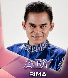 Ady D'Academy 2 dari Bima,