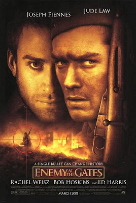 Watch Enemy at the Gates 2001 BRRip Hollywood Movie Online | Enemy at the Gates 2001 Hollywood Movie Poster