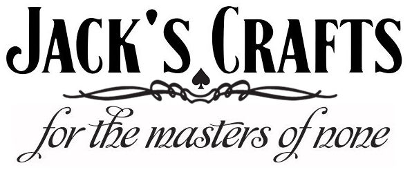 Jack&#39;s Crafts : for the masters of none