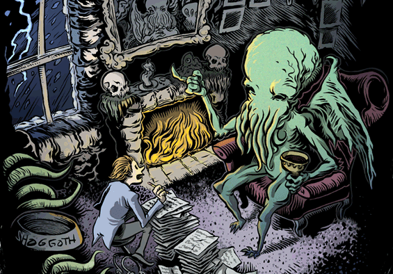 This Christmas... READ Neil Gaiman's 'I, Cthulhu'