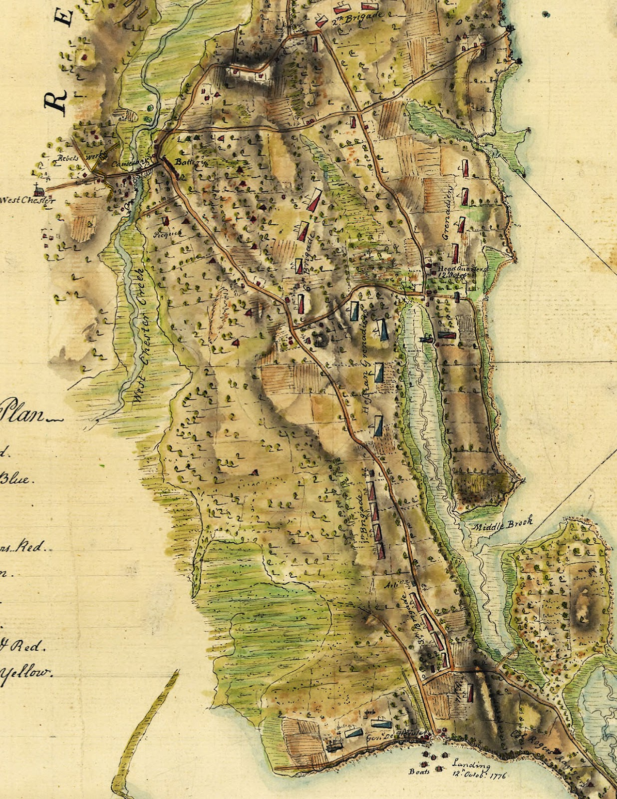 historic pelham account of the revolutionary war battle of westchester creek leading up to the battle of pelham on october 18 1776