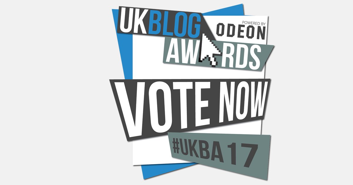 Vote for LivingGeography in the UK Blog Awards