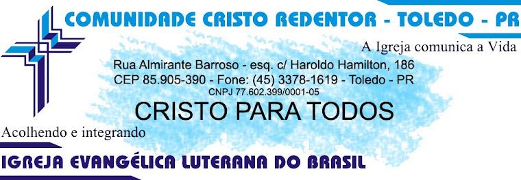 Comunidade Cristo Redentor - Toledo - PR