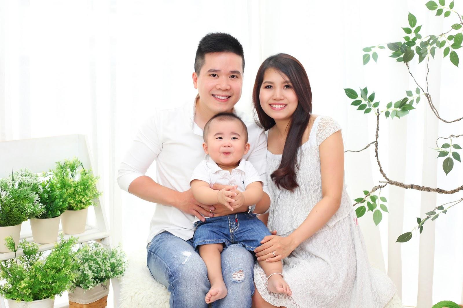 Gia đình là nơi chốn thiêng liêng của mỗi người