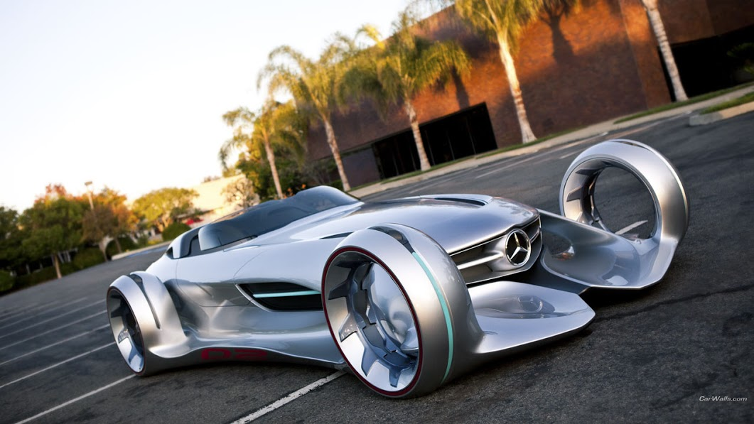 Automobile Trendz Mercedes Silver Arrow Concept
