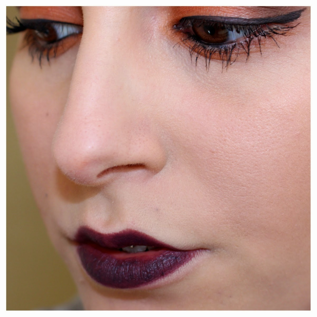 MAC Smoked Purple