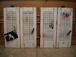 vintage shutters...SOLD