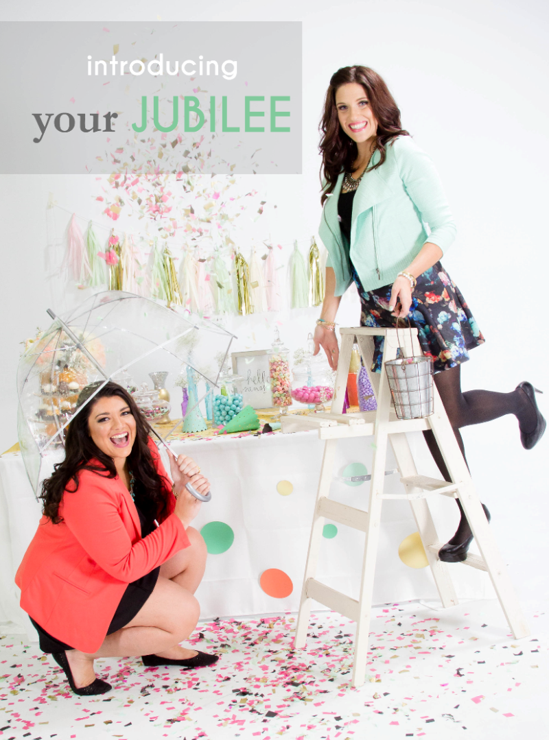 Introducing Your Jubilee: Wedding Events & More