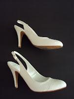 Zapatos Blanco