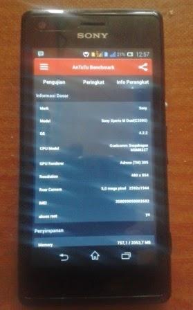 Smartphone Android Terbaik Versi Rangking AnTuTu Benchmark