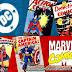 Sejarah Persaingan DC dan Marvel Sejak Awal Berdiri Sampai Sekarang