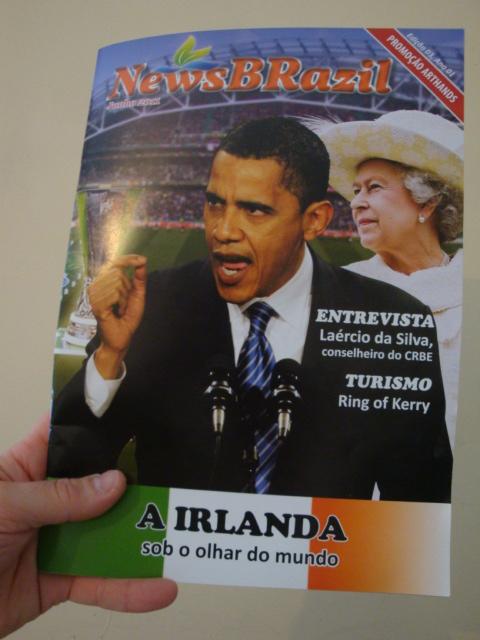 Revista News Brazil