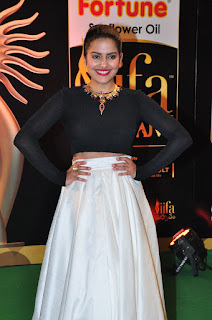 Vishaka Singh sizzling at iifa day 2 026.JPG