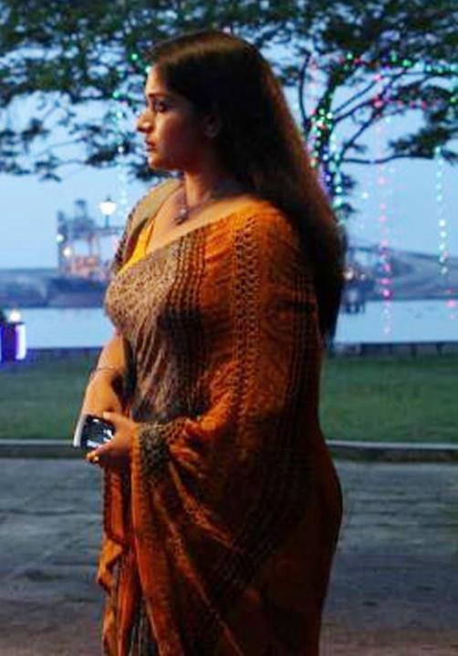 Kavya Madhavan Saree Hot