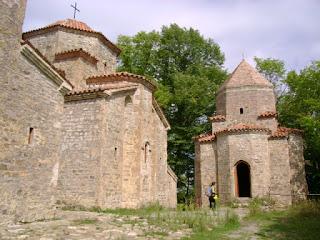 Monasterio antiguo de Shuamta