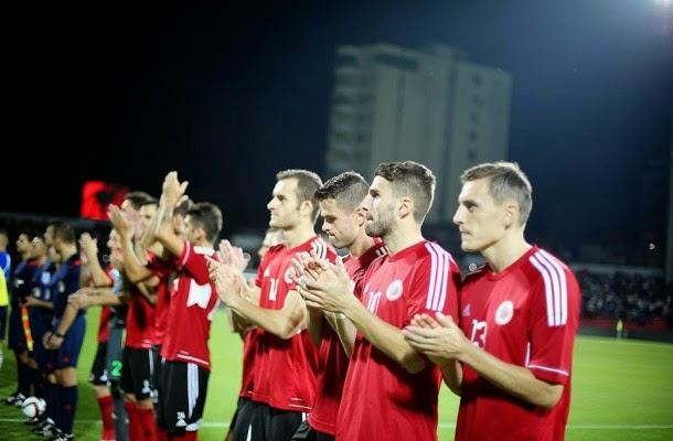 Formacioni - Shqipëri-Serbi