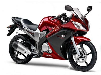 Motor Yamaha Byson