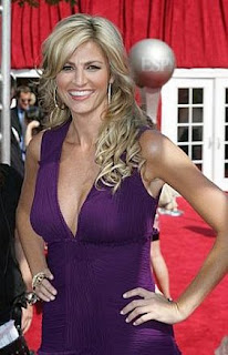 Hot American Sports Reporter Erin Andrews