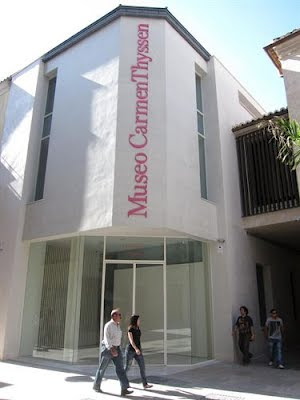 museo carmen thyssen malaga