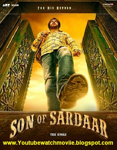 Son of Sardar 2012 Hindi Watch Full Movie Online