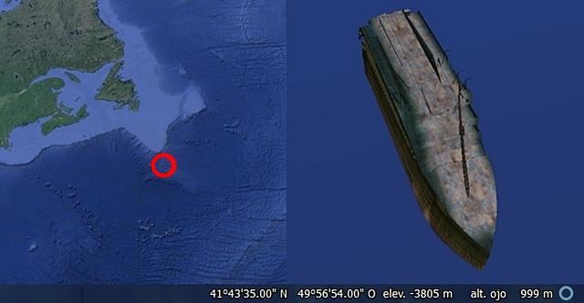 Titanic-hundimiento