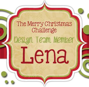 Proudly Design for The Merry Christmas Challenge