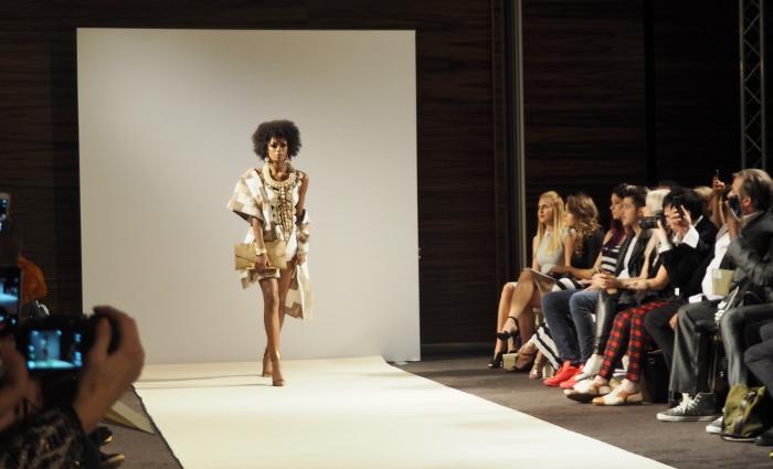 London Fashion Week Ethologie Jasper Garvida