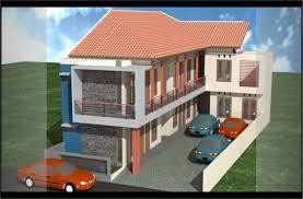 Model Rumah Minimalis Sederhana Bentuk L