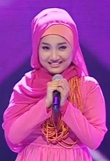Fatin X Factor Dijadikan Icon Kerudung