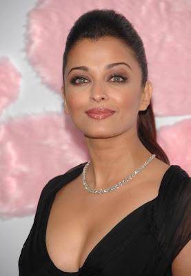 aishwarya rai cleavage