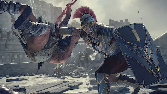 Ryse: Son of Rome steam pc sürümü