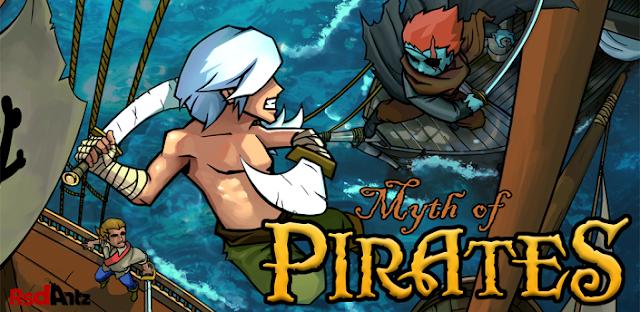 Myth Of Pirates Mod V1.0.1 Apk Unlimited Money