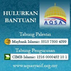 Jom Bantu Bangunkan Gaza