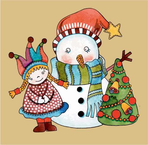 Muñecos de Nieve, parte 1