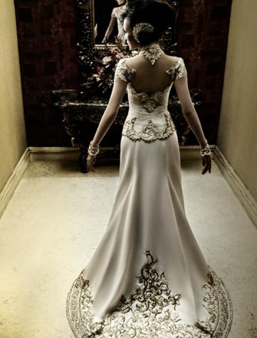 Beauty is a choise for every bride