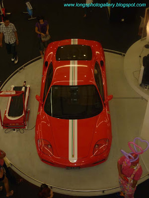 Ferrari F360 in KSL City JB