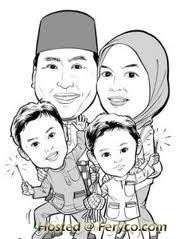 petua keluarga bahagia