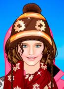 Лыжный сезон - Онлайн игра для девочек