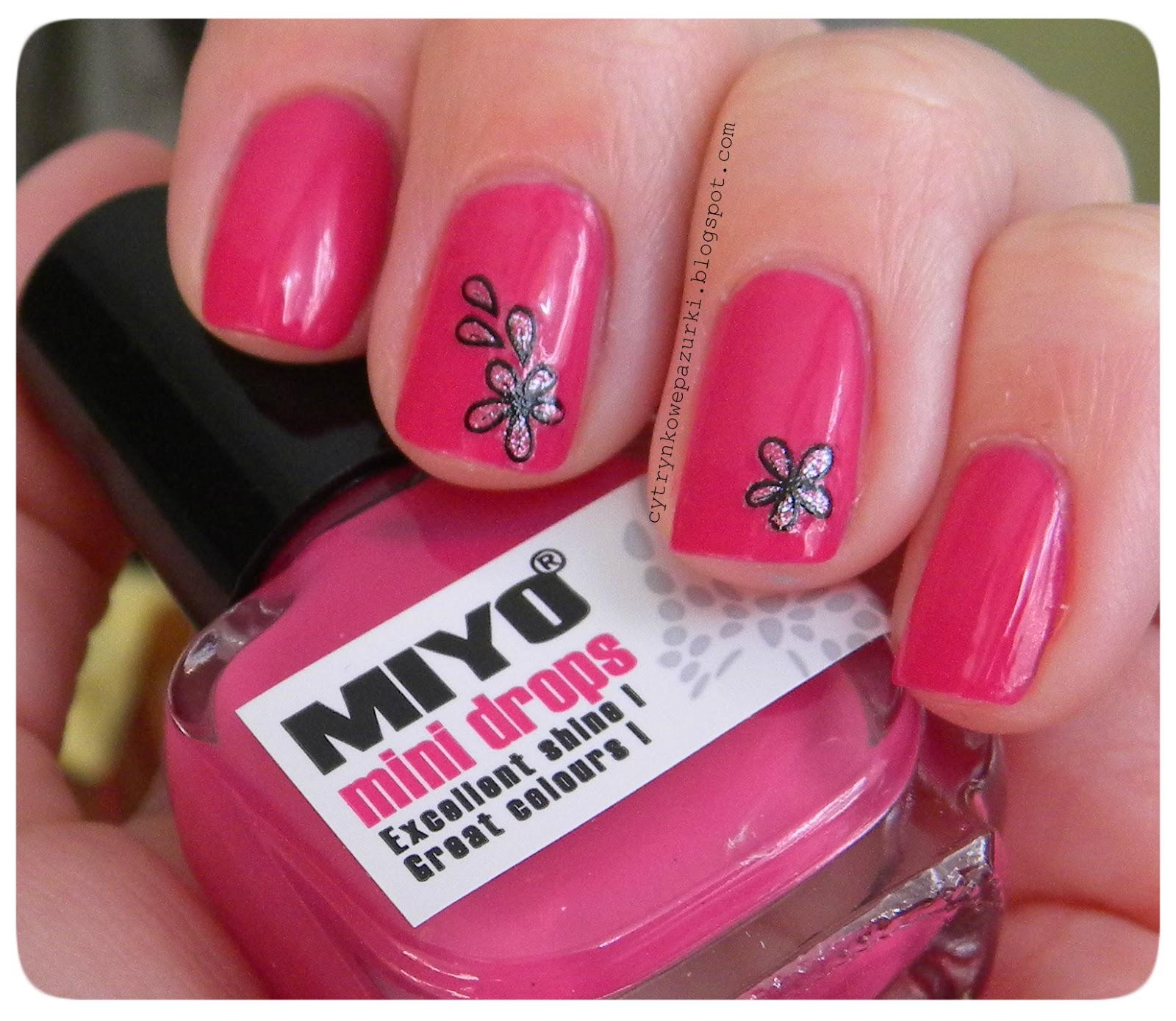 Poniedziałki z Miyo Mini Drops 173 Raspberry Ice Cream